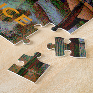 Wacky Florence Italy Jigsaw Puzzle