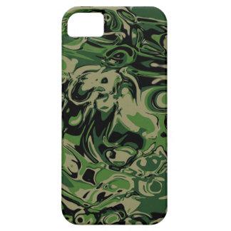 Wacky Green iPhone 5 Case