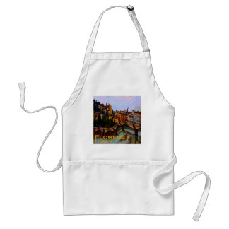 Wacky Travel Gifts - Florence Italy Standard Apron