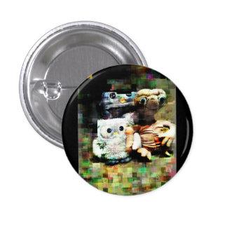 Wacky, Weird & Wonderful 3 Cm Round Badge