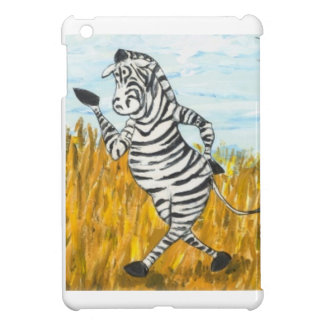 Wacky Zebra Cover For The iPad Mini