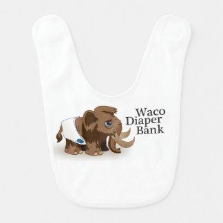 Waco Diaper Bank Bib