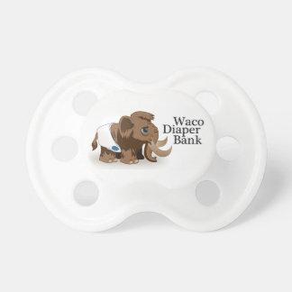 Waco Diaper Bank Pacifier