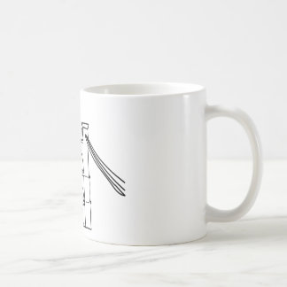 Waco Suspension Bridge Mug