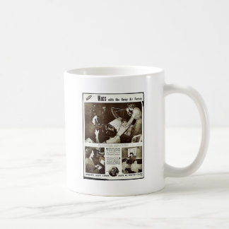 Wacs With The Army Air Forces Coffee Mug
