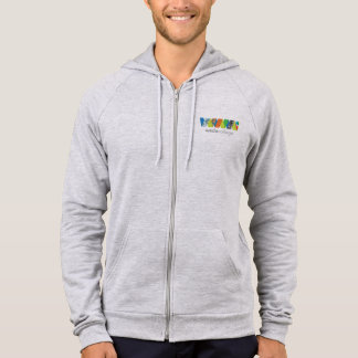 Wade College Zip Sweatshirt