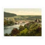 Wade's Bridge, Aberfeldy, Scotland Postcards