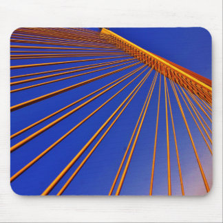 Wadi Laban Bridge Mouse Pad