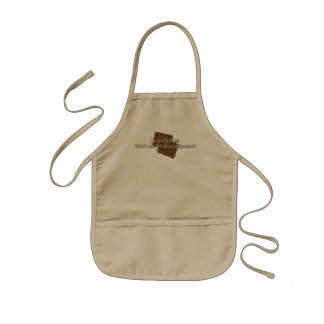 Waffle Good Alignment Kids Apron