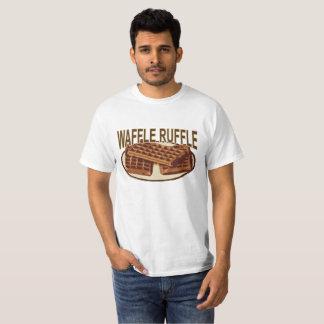 Waffle Ruffle . T-Shirt