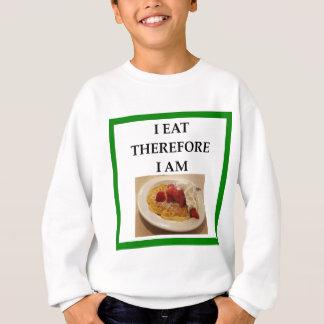 waffle sweatshirt