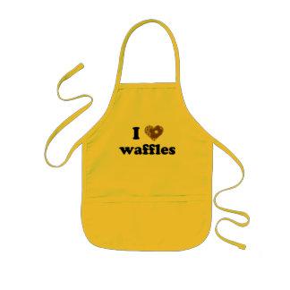Waffles Kids Apron