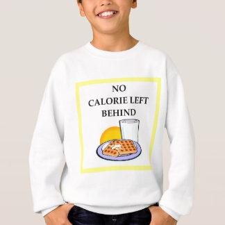 waffles sweatshirt
