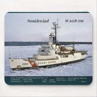 WAGB 280 Southwind mousepad