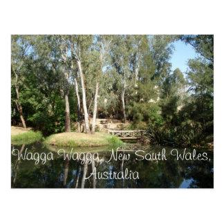 Wagga Wagga New South Wales, Australia Postcards