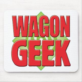 Wagon Geek v2 Mousepad