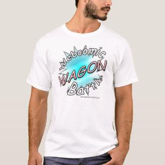 WAGON Webcomic Battle T-Shirt