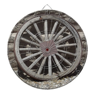 Wagon Wheel Dartboard
