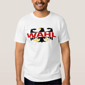 Wahl Surname T Shirt