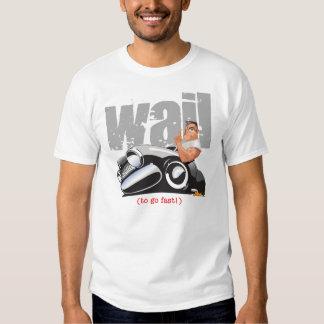 Wahl... To Go Fast!! Tshirt
