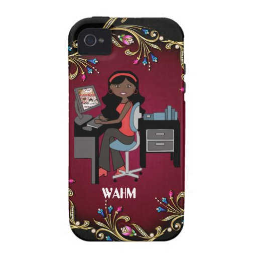 WAHM Case-Mate Samsung Galaxy S3 2 Vibe Case Case-Mate iPhone 4 Covers