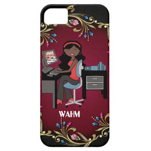 WAHM IPhone 5 case