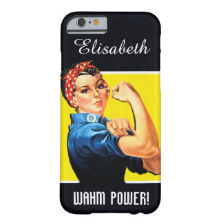 WAHM Power! - Work at Home Mom Barely There iPhone 6 Case