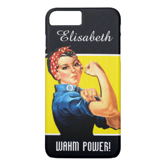 WAHM Power! - Work at Home Mom iPhone 7 Plus Case