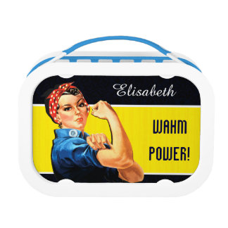WAHM Power! - Work at Home Mom Lunch Box