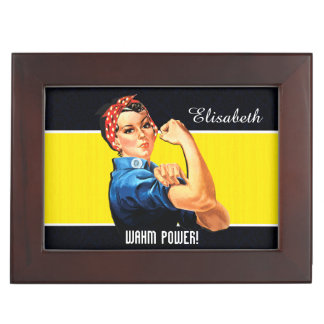 WAHM Power! - Work at Home Mom Memory Boxes