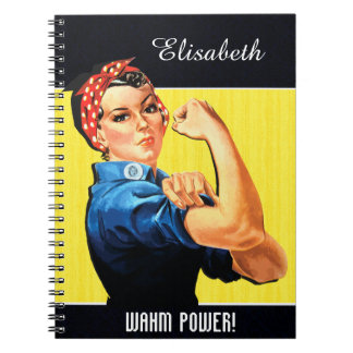 WAHM Power! - Work at Home Mom Notebooks