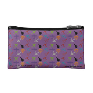 WAI Australian Chapter cosmetic bag