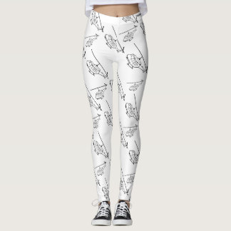 WAI Australian Chapter Heli Leggings
