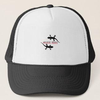 waikiki beach Hawaii Trucker Hat