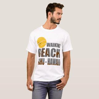 WAIKIKI BEACH OAHU HAWAII T-Shirt