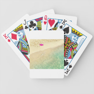 Waikiki Passion Bicycle Playing Cards