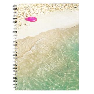 Waikiki Passion Spiral Notebook