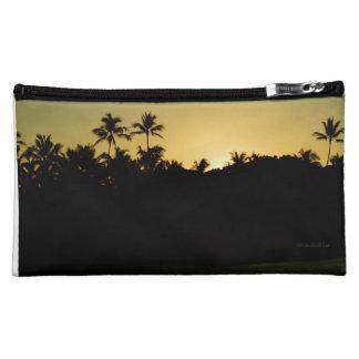 Waikiki Sunrise Cosmetic Bags