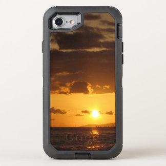 Waikiki Sunset OtterBox Defender iPhone 8/7 Case