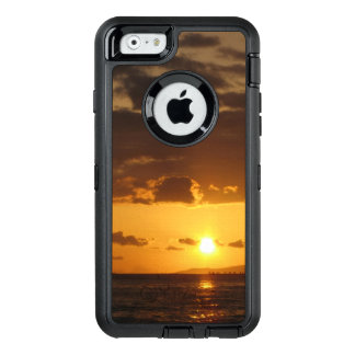 Waikiki Sunset OtterBox Defender iPhone Case