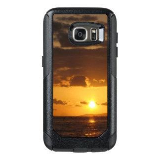 Waikiki Sunset OtterBox Samsung Galaxy S7 Case