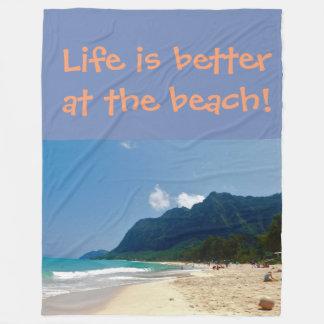 Waimanalo Beach Park Blanket