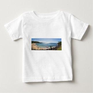 waimea bay panorama baby T-Shirt