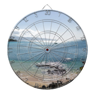 waimea bay panorama dartboard