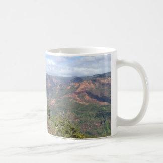 Waimea Canyon Kauai Hawaii Coffee Mug