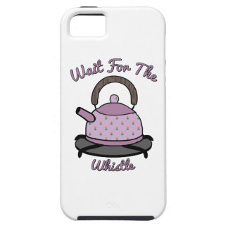 Wait For The Whistle iPhone 5/5S Cover
