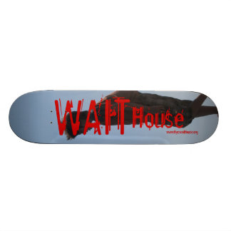 WAIT House Skateboard... 21.3 Cm Mini Skateboard Deck