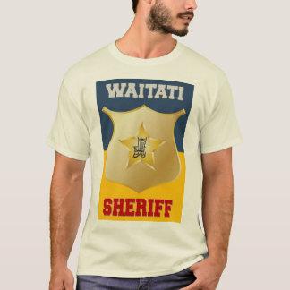 WAITATI SHERIFF T-Shirt