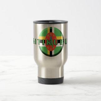 Waitikubuli Tote Stainless Steel Travel Mug