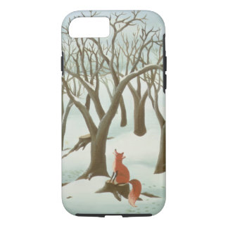 Waiting for Better Times 1980 iPhone 7 Case